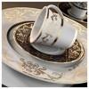 Kütahya Porselen Iris 97 Parça 776912 Desen Yemek Takımı