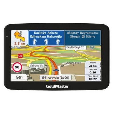 Goldmaster Nav-705 Gps Navigasyon Cihazı Oto Elektroniği