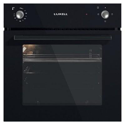 Luxell A6-S2 Siyah Fırın