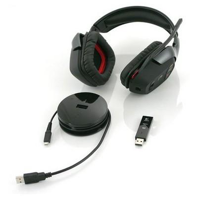 Logitech G930 Gaming Kablosuz Kulaklık(981-000550) Kafa Bantlı Kulaklık