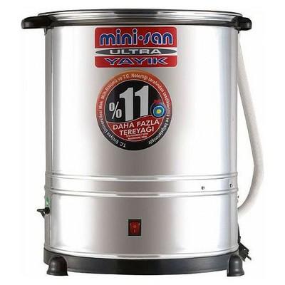 MİNİSAN 25 Litre Ultra Yayık Makinesi Endüstriyel Mutfak Aletleri