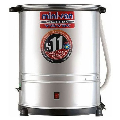 Minisan 25 Litre Ultra Yayık Makinesi Çay Makinesi