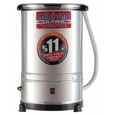 Minisan Ultra Yayık Makinesi 45 LT Endüstriyel Mutfak Aletleri