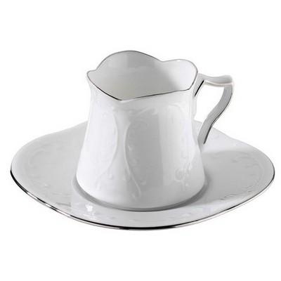 Arte Bianco Meriç Kahve Fincan Takımı Çay Seti