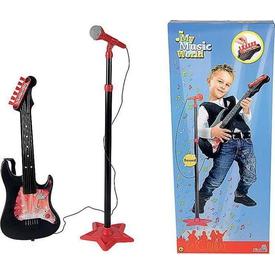Simba My Music World Mikrofon Ve Gitarım Oyun Seti Eğitici Oyuncaklar