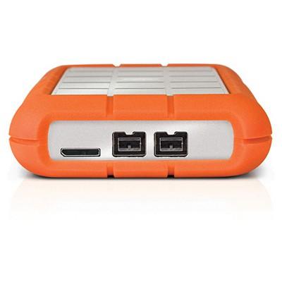 LaCie 1TB Rugged Triple Taşınabilir Disk (STEU1000400)