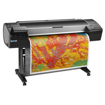 HP Designjet Z5600 44-in Postscript Printer Çizici