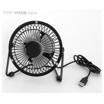 """Frisby Fmf-m30b 4"""" Masa Üstü Siyah Metal Fan Vantilatör"""