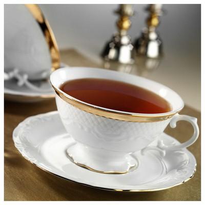 Arte Bianco Zembil Çay Fincan Takımı Çay Seti