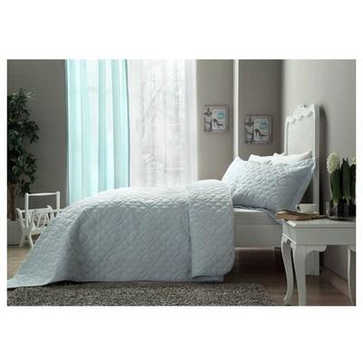 Taç Corey Çift Kişilik Yatak Örtüsü - Mint Ev Tekstili