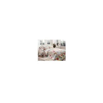 Taç Lovely Tek Kişilik Yatak Örtüsü Ev Tekstili