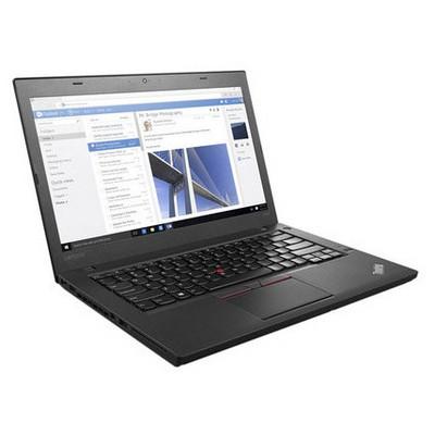 """Lenovo Thınkpad T460 20fn004btx 14"""" Fhd I7 6600u 8gb 256gb Ssd Win 10 Pro 64bit"""