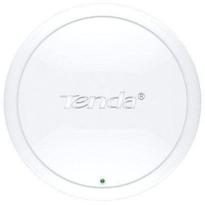 Tenda I12 1port Gigabit Wifi-n 300mbps Poe Ap Tavana Monte Edilebilir/high Power Access Point / Repeater