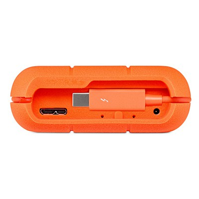 LaCie 4TB Rugged Raid Thunderbolt & USB 3.0 Stfa4000400 Taşınabilir Disk