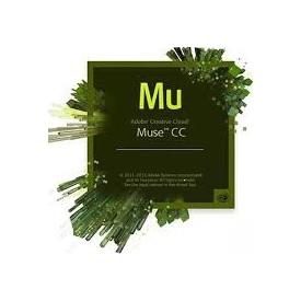 Adobe Muse Cc Mlp 1 User 12 Months Ofis Yazılımı