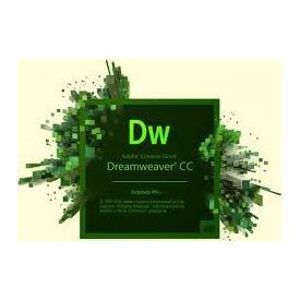 Adobe Dreamweaver Cc Mlp 1 User 12 Monts Ofis Yazılımı