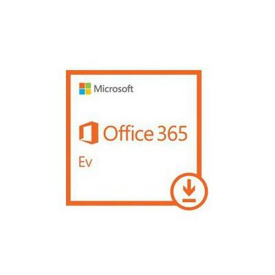 Microsoft Office 365 Ev - Elektronik Lisans Ofis Yazılımı