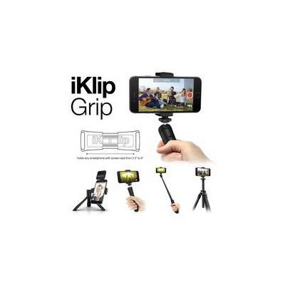 Ik Multimedia Iklip Grip -çok Fonk, Selfie Çubuğu W Cep Telefonu Aksesuarı