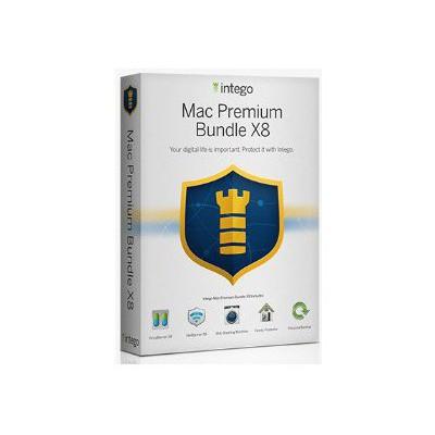 INTEGO Mac Premium Antivirus X8-3 Kullanıcı Güvenlik Yazılımı