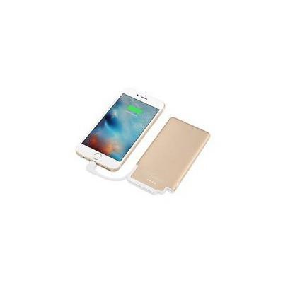 Techlink Ekstra Ince Harici Pil/3000mah/beyaz Taşınabilir Şarj Cihazı