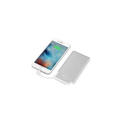 Techlink Ekstra Ince Harici 0/3000mah/gümüş Taşınabilir Şarj Cihazı