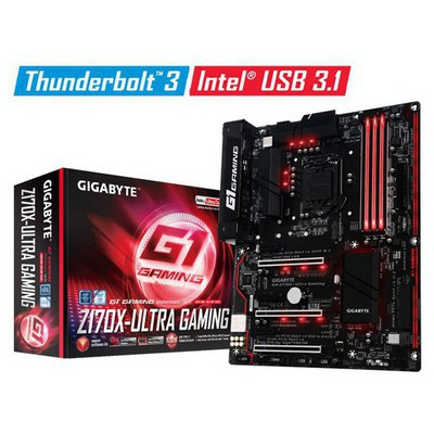 Gigabyte Z170X Ultra Gaming Intel Anakart