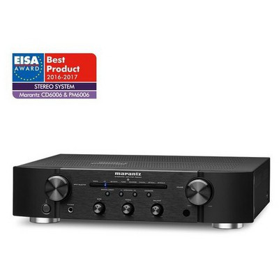 Marantz Pm6006 Entegre Amplifikatör Amfi / Amplifikatör