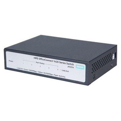 HP OfficeConnect 1420-5G Switch (JH327A)