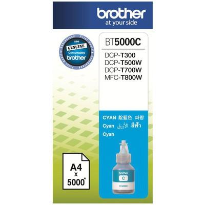 Brother Bt5000c Mavi 5000 Sayfa  Dcp-t300 Dcp-t500w Dcp-t700w Mfc-t800w Kartuş
