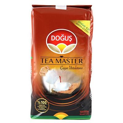 Doğuş Tea Master Çay 1000 G Alana Bardak Altlığı 6 Adet Hediye Dökme Çay