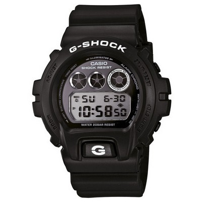 Casio Dw-6900bw-1dr G-shock Erkek Kol Saati
