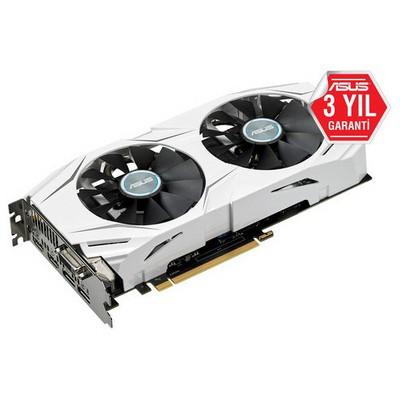 Asus GeForce GTX 1060 3G OC Dual - DUAL-GTX1060-O3G