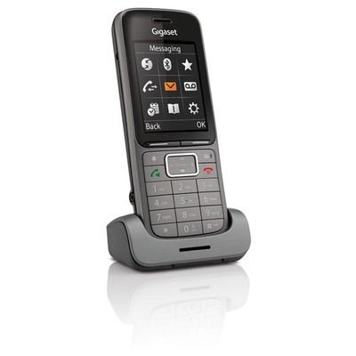 """Gigaset Sl750-hsb-pro Dect 2,4"""" Tft Ekran Sl750 Ip Dect Telsiz Telefon"""