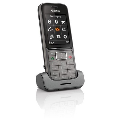 Gigaset SL750-HSB-PRO IP Sistem Uyumlu Profesyonel Dect Telefon IP Telefon