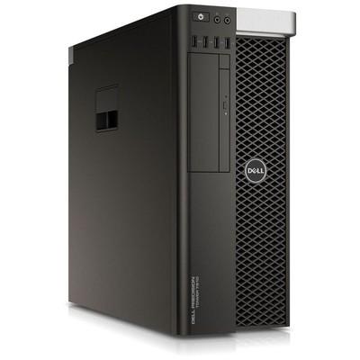 Dell Precision 7810 Pluton Workstation, Xcto E5-2630v4, 32gb, 1tb, 256gb Ssd, Win10 Pro Masaüstü Bilgisayar