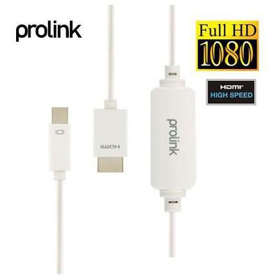 Prolink Mp340 Mını Dp - Hdmı Kablo ,2 Metre Çevirici Adaptör