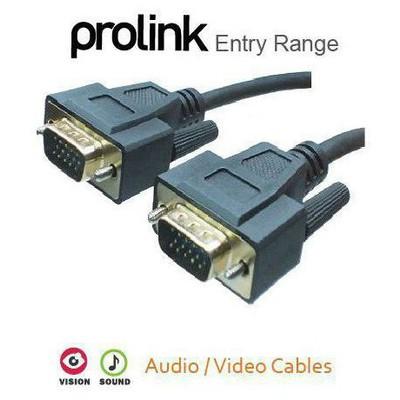 Prolink Tpb002-0500 Vga - Vga Kablo, 5 M Adaptör / Dönüştürücü