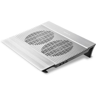 DeepCool N8 Deep Cool N8 Alüminyum 140mm Çift Fanlı su Notebook Soğutucu