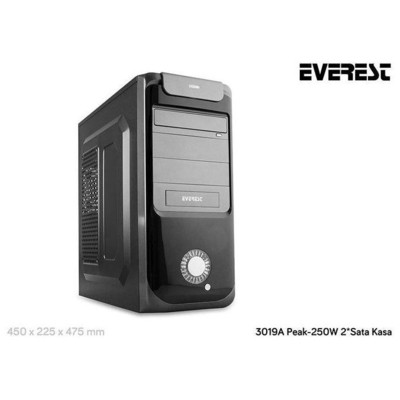 Everest 3019A 250w Kasa