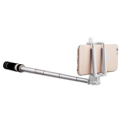 Addison Ad-s30-s Kablolu Siyah Selfie Çekim Çubuğu Cep Telefonu Aksesuarı