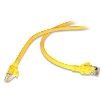 Flaxes Fnk-6005s Flaxes Fnk-6005s 50 Cm Cat6 (patch) Network Kablosu Sarı Çevirici Adaptör