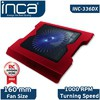 INC-336DXK LED Fanlı Hight Cool Sessiz USB Noteboo