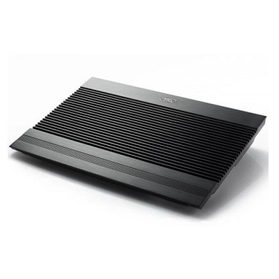 DeepCool N8-black Deep Cool N8 Black 140x140x15mm Fan 4 Usb Port Notebook Stand Ve Soğutuc Notebook Soğutucu