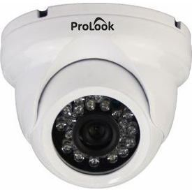 Prolook Pr-af2424a-dm 2.4mp 1080p,osd,3.6mm Sabit Lensli 24 Ledli 20mt Ahd Metal Dome Kamera Güvenlik Kamerası