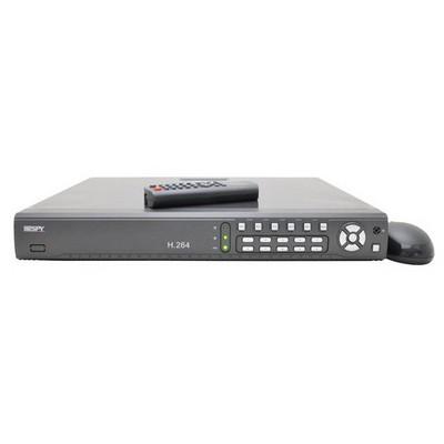 SPY Sp-5116ahd-h 16 Kanal 400fps Triple Hybrid 2mp Ip+2mp Ahd+960hanalog Kayıt Cihazı