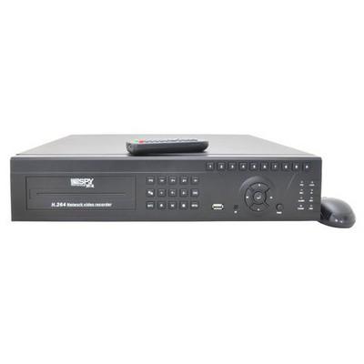 SPY Sp-nvra8432n 32 Kanal 1920x1080 Real Time Nvr 1920x1080 Real Time, 8 X 4 Tb Sata Hdd Güvenlik Kayıt Cihazı