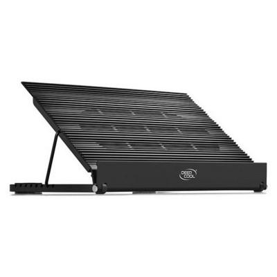 DeepCool N9-ex Deep Cool N9 Ex 2 Adet 140x15mm Fan 4 Usb Port Aleminyum Notebook Stand Notebook Soğutucu