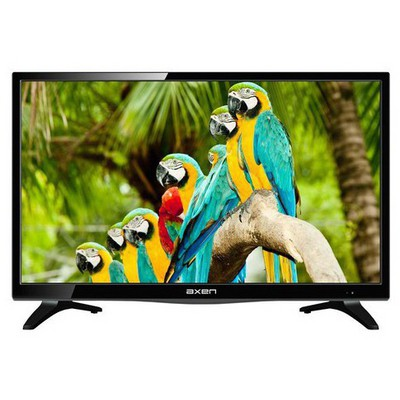 "Axen Traxled039109500 Led Tv 39"" 99cm Hd 2xhdmı 1xusb Siyah Tunersiz Televizyon"