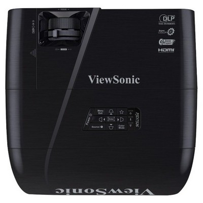 Viewsonic Pjd7326 Dlp Xga 1024x768 4000al 3d Hdmı/mhl,2xvga,rj-45 22.000:1 Ops. Kablosuz Kurumsal Projeksiyon Projektör