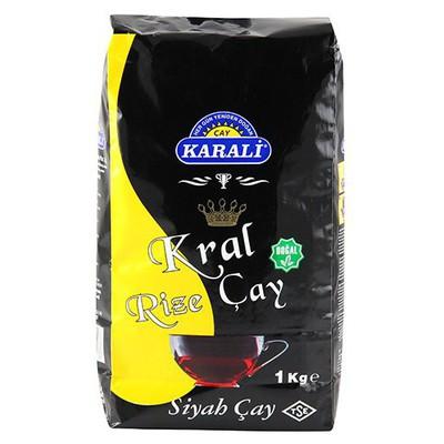 Karalı Kral Rize Çayı 1000 Gr Dökme Çay